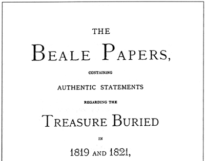 The Beale Ciphers
